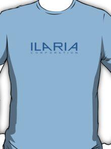 Helix - Ilaria Corporation - Blue T-Shirt