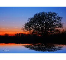 Sunset Sublime Photographic Print
