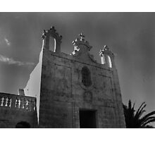 The Chapel at Girgenti Photographic Print