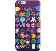 Super Smash iPhone Case/Skin