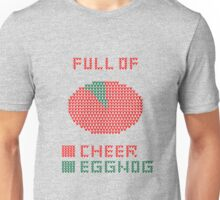 Pie Chart Ugly Sweater Design Unisex T-Shirt