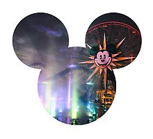 World of Color Mickey by hilarydewitt