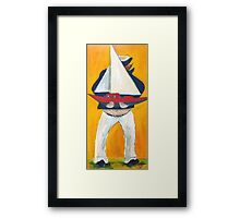 Float My Boat Framed Print
