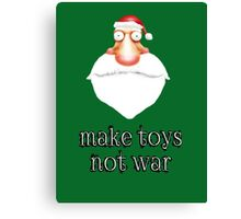 make toys Canvas Print