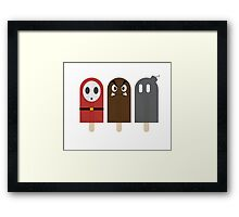 Even the worst may be sweet.. Framed Print