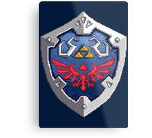 Hylian Shield Metal Print