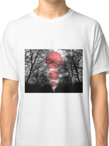 RED BUBBLES Classic T-Shirt