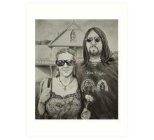 """The Ballad of John and Yoko"" Art Print"