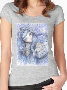 Snow Queen Women's Fitted Scoop T-Shirt