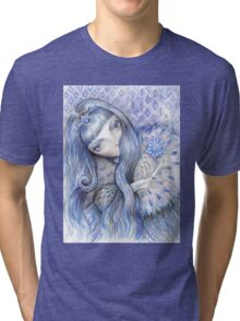 Snow Queen Tri-blend T-Shirt