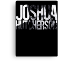 Joshua Hutcherson Canvas Print