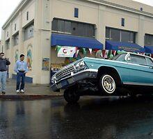 trick car by hugh bridgeford