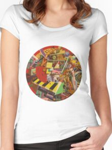 """Cosmic Consciousness""  Women's Fitted Scoop T-Shirt"
