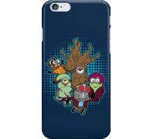 Minions of the Galaxy iPhone Case/Skin