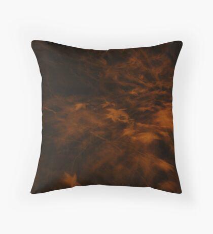 Motion Series V Throw Pillow