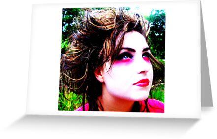 Pink by funkyfacestudio
