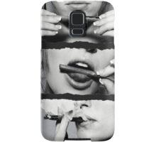 Girls loves blunt Samsung Galaxy Case/Skin