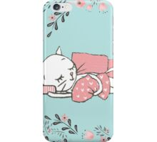 CHILL CAT CHAT iPhone Case/Skin