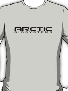 Helix - Arctic Biosystems - Black T-Shirt