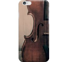 An Old Violin iPhone Case/Skin