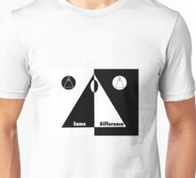Same difference Unisex T-Shirt