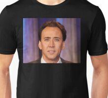 Nicolas Cage Unisex T-Shirt
