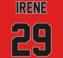 Red Velvet Irene Jersey by Nitewalker314