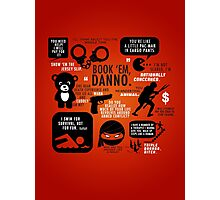 Hawaii Five-0 Quotes Photographic Print