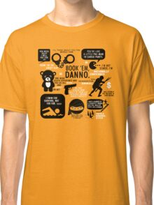 Hawaii Five-0 Quotes Classic T-Shirt