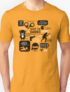 Hawaii Five-0 Quotes T-Shirt