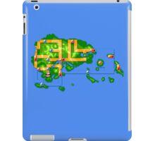 Hoenn map iPad Case/Skin