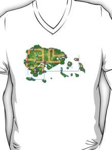 Hoenn map T-Shirt
