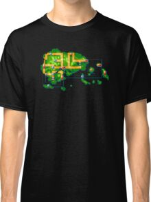 Hoenn map Classic T-Shirt