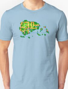 Hoenn map Unisex T-Shirt