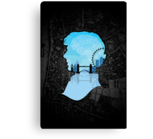 Sherlock's London Canvas Print