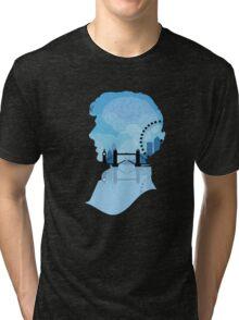 Sherlock's London Tri-blend T-Shirt