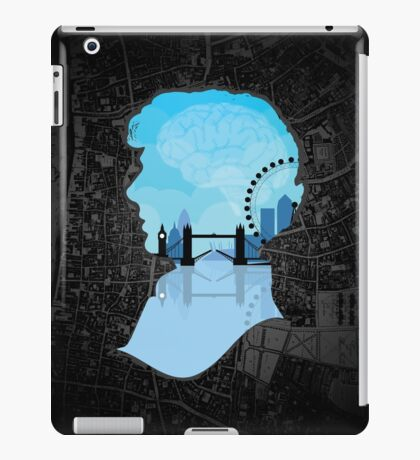 Sherlock's London iPad Case/Skin