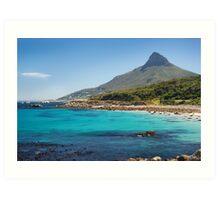 The Fairest Cape #2 Art Print