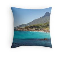 The Fairest Cape #2 Throw Pillow