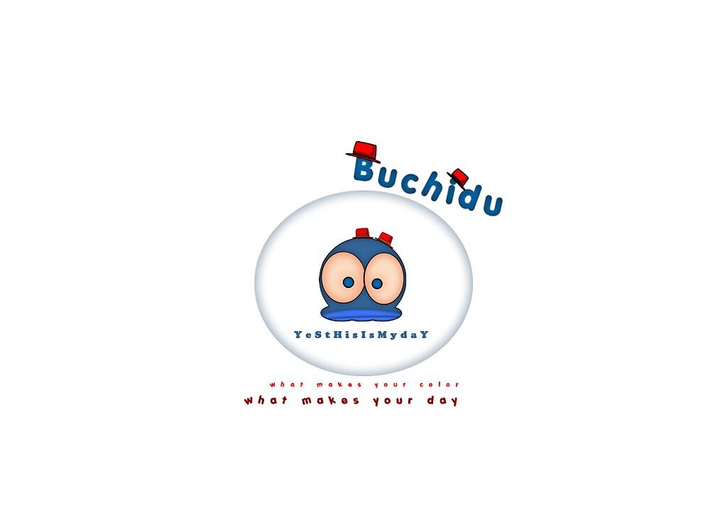 Buchidu - blue duck by Beo Lo