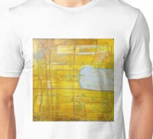 Circuitous -Original painting by William Wright Unisex T-Shirt