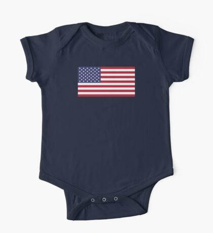 United States of America - Standard One Piece - Short Sleeve