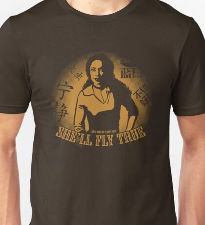 She'll Fly True Unisex T-Shirt