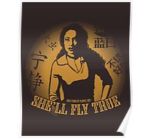 She'll Fly True Poster
