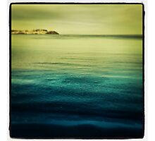 Morning in Elba island Photographic Print