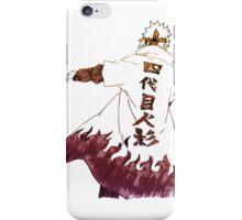 Minato Namikaze iPhone Case/Skin
