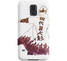Minato Namikaze Samsung Galaxy Case/Skin