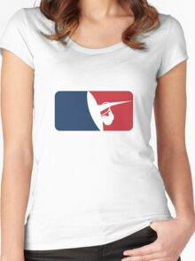 Windsurf Women's Fitted Scoop T-Shirt