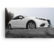 2015 Mazda3 Canvas Print