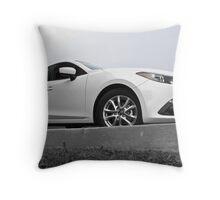 2015 Mazda3 Throw Pillow